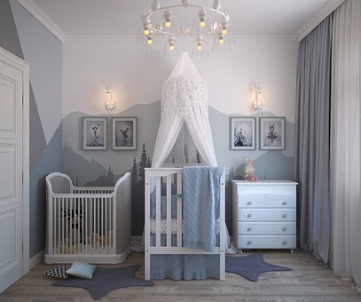 Каждому этапу жизни ребёнка — разную мебель!