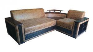 Угловой диван — идеальный вариант для современного жилого помещения
