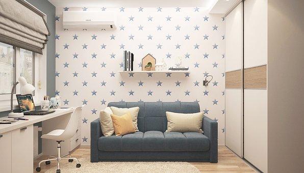 Мебель для мальчиков и девочек