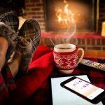Камин – тепло и уют в доме